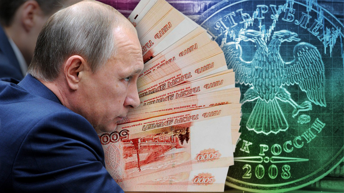 20 Years Of Vladimir Putin The Transformation Of The Economy The Moscow Times
