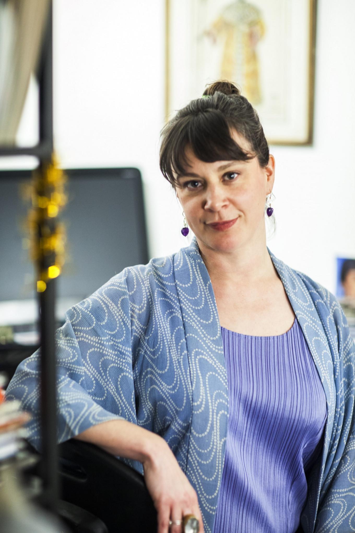 Author Clem Cecil Elzbieta Piekacz