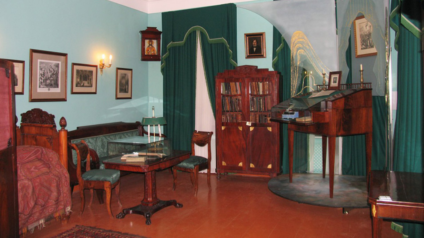 The Gogol House Museum