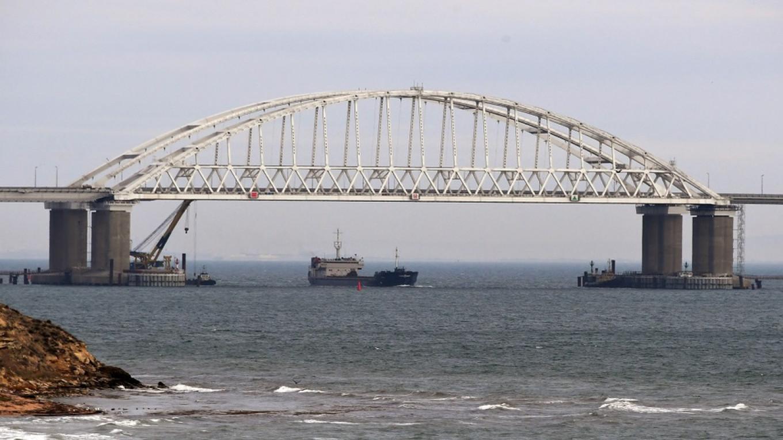 EU Sanctions Eight Russians Over Azov Sea