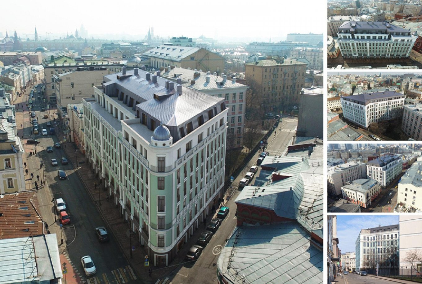 The planned development moskvichmag.ru