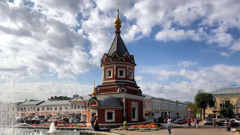 Yaroslavlın en büyük müzesi - Sanat Müzesi 11
