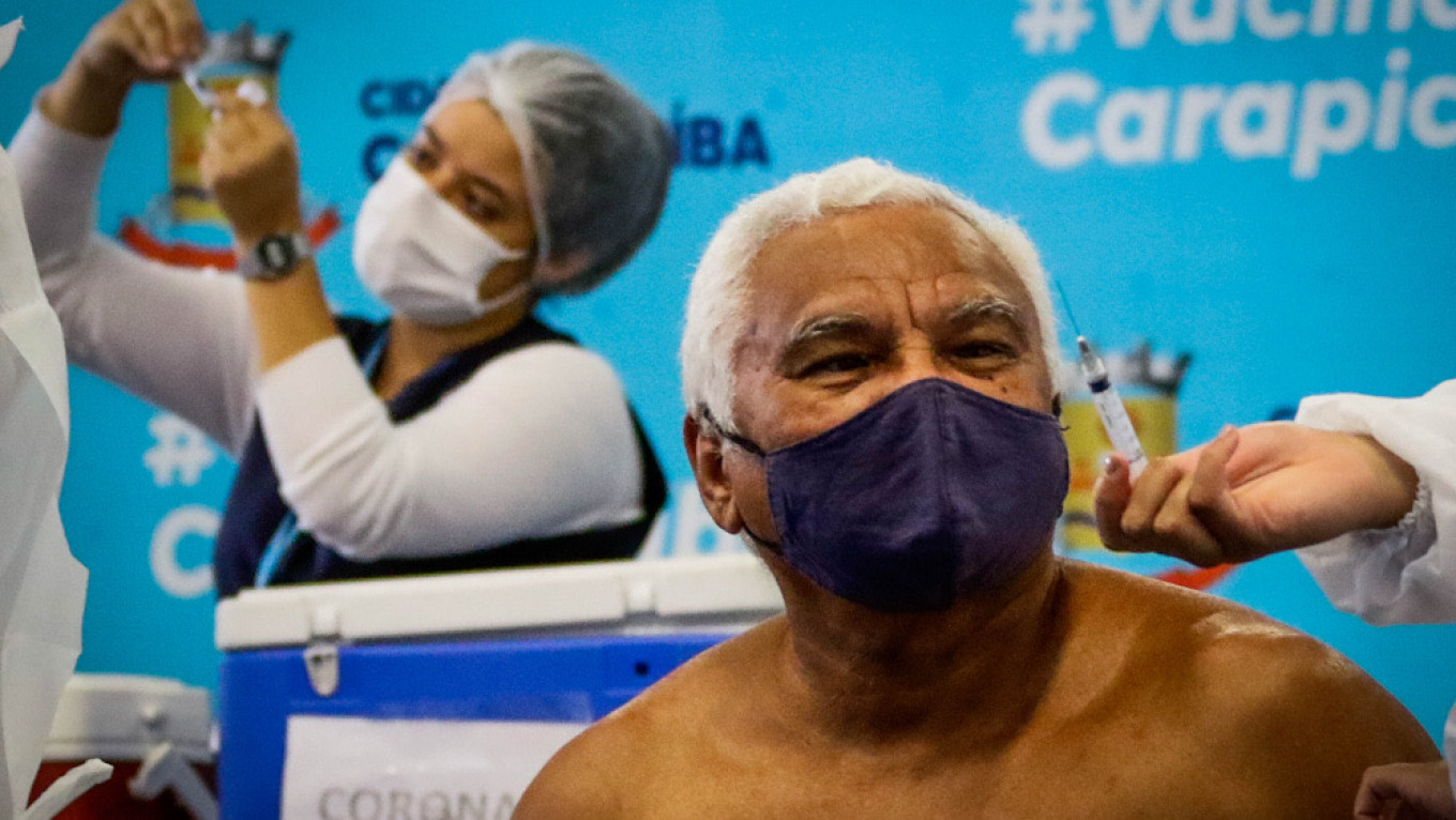 Brazil to Cancel Orders for Russia's Sputnik V Vaccine – Reuters – The Moscow Times