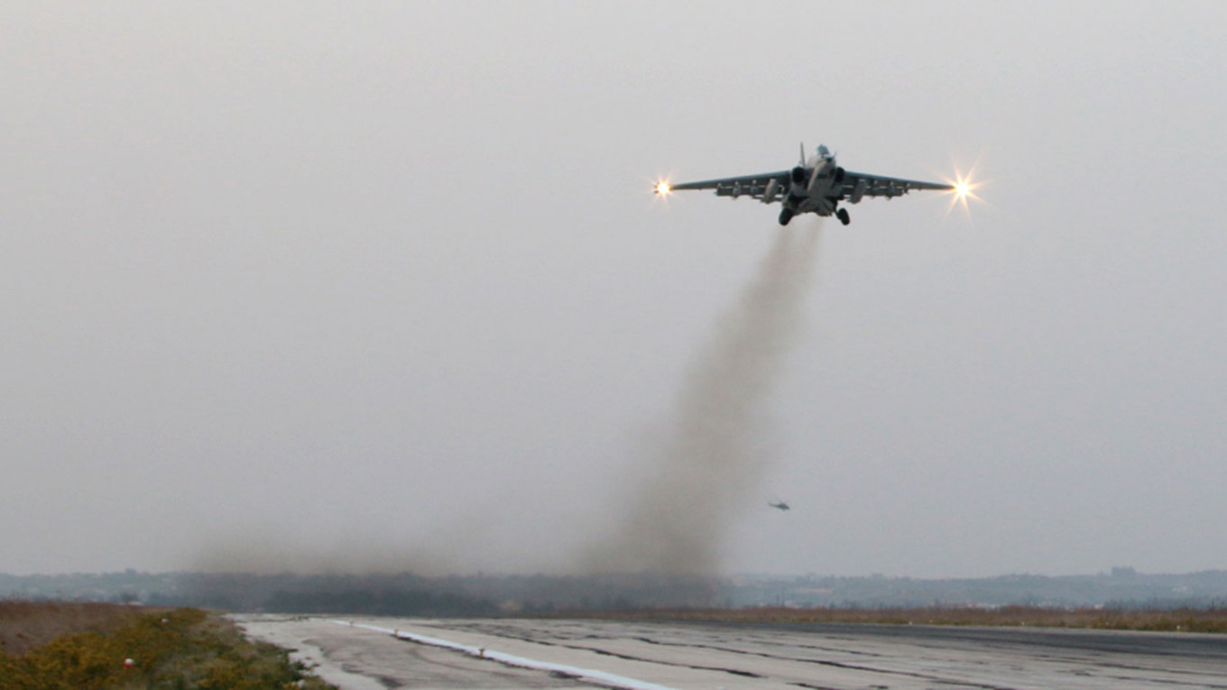 Russian Air Force planes in Syria. mil.ru