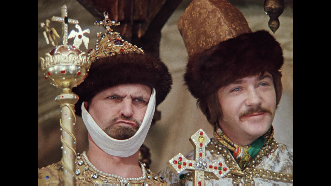 """In """"Ivan Vasilievich Changes Professions,"""" Ivan the Terrible pops up in Moscow circa 1973. Chaos and hilarity ensue."""