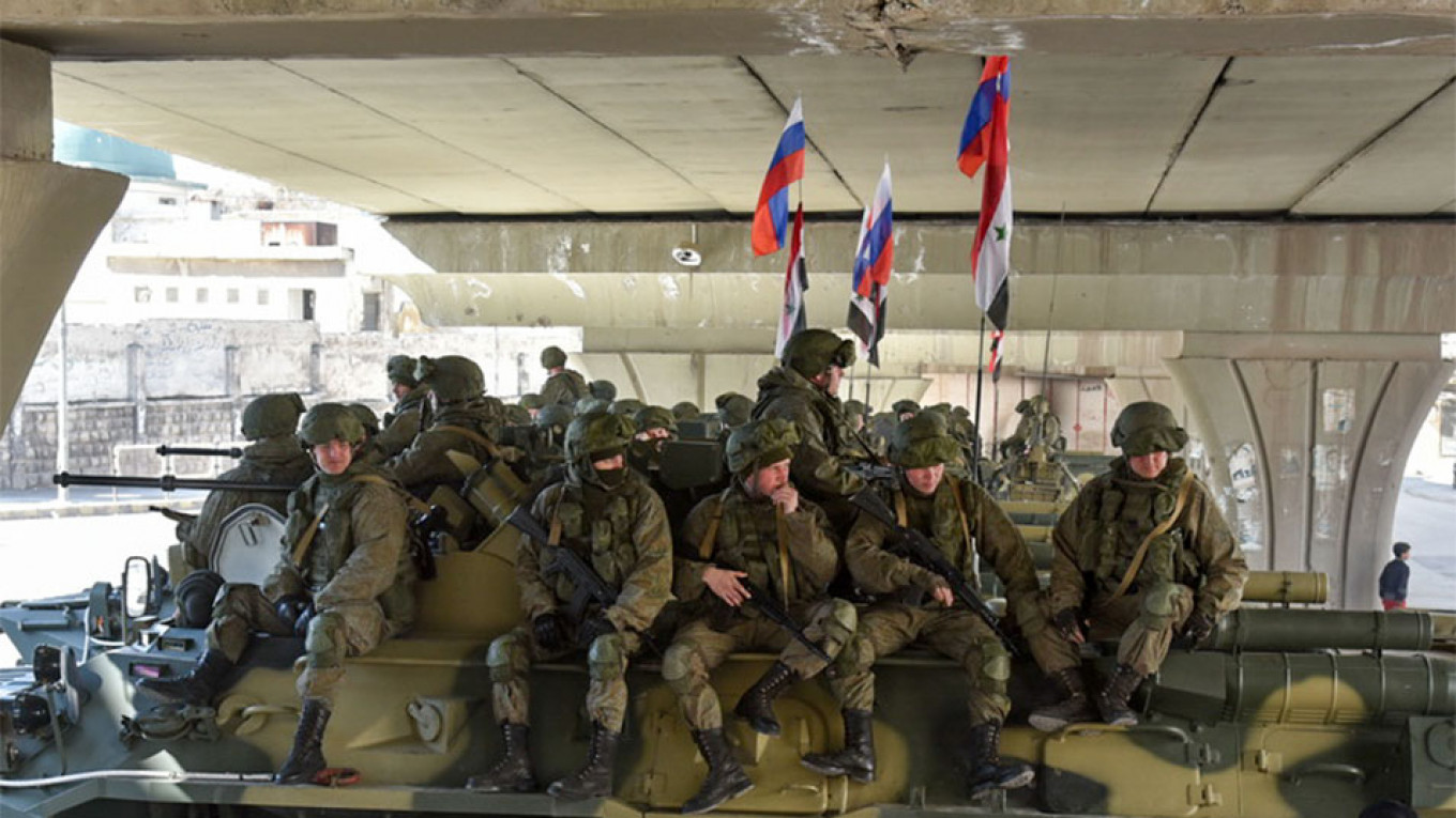 Syrian Army Retreats After Idlib Attack, Russia Says