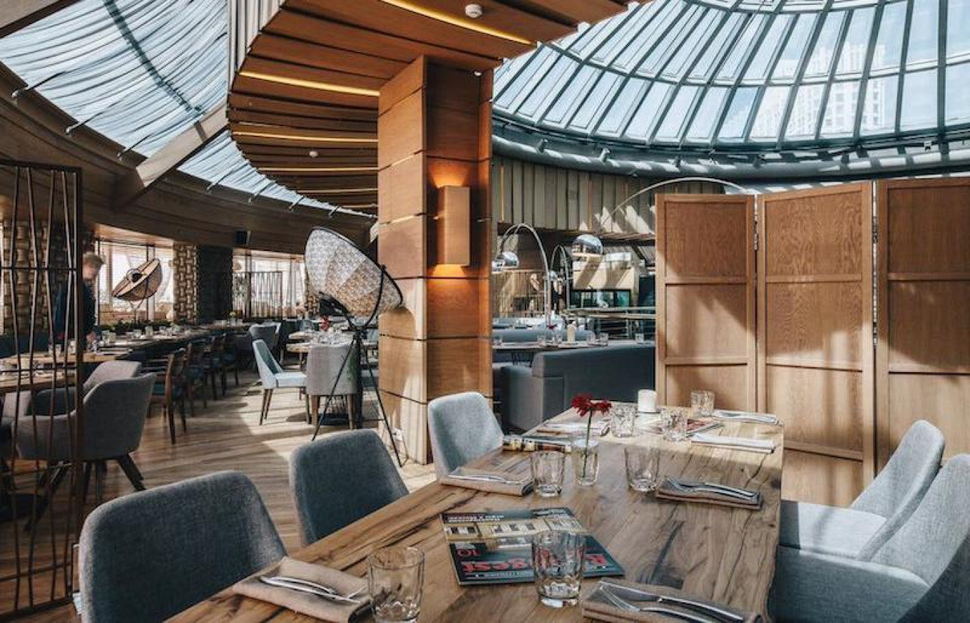 Moscow Restaurants: News and Openings