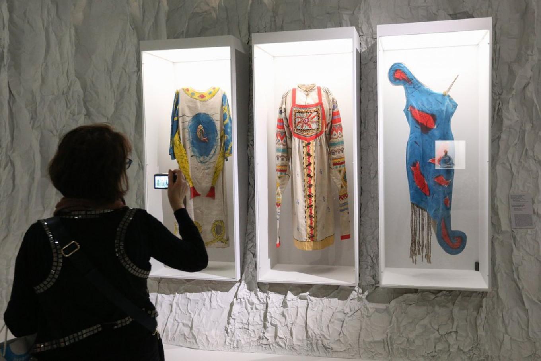 Folk imagery meets modern design. Kirill Zykov / Moskva News Agency