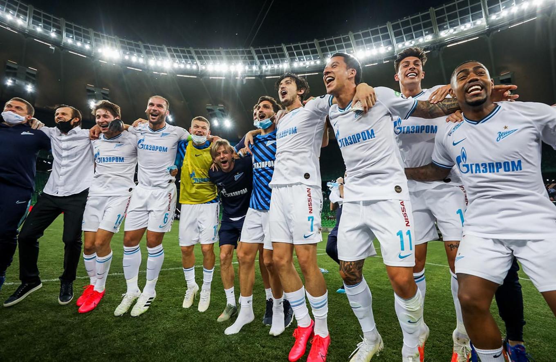 Anna Mayer / FK Zenit / TASS