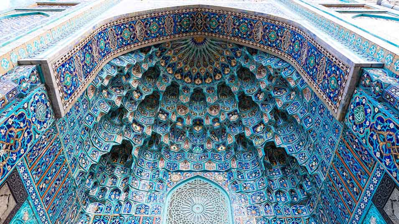 The Great Mosque of St. Petersburg Pixabay