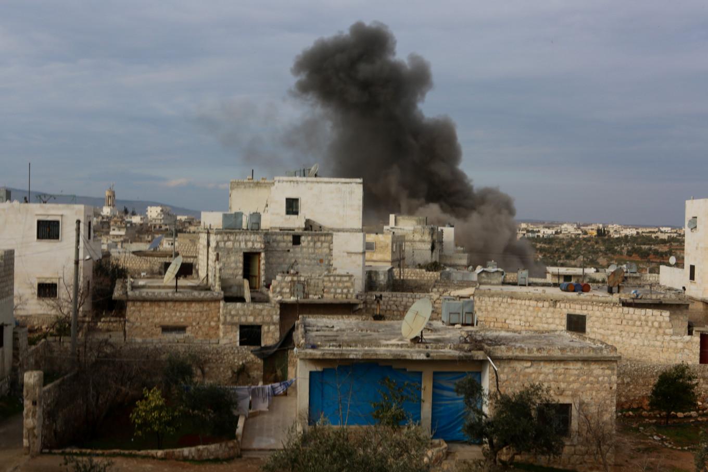 Russia Raids Kill 11 Pro-Turkish Fighters in Syria – Monitor
