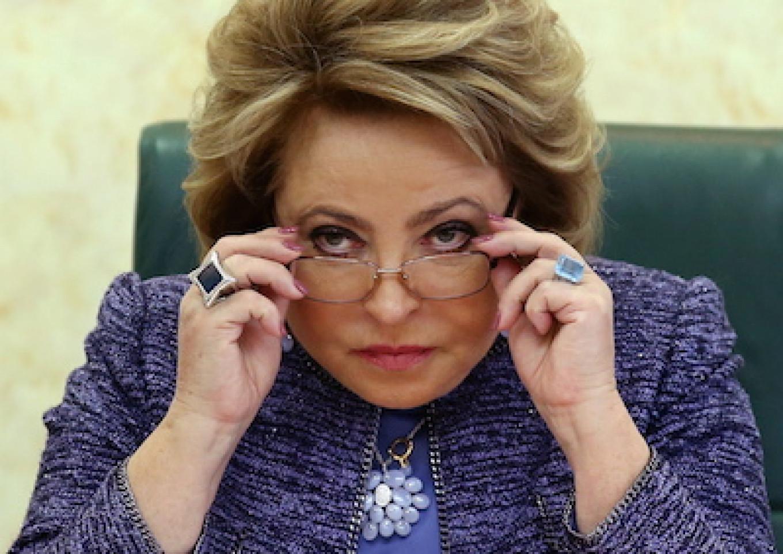 Valentina Matviyenko TASS