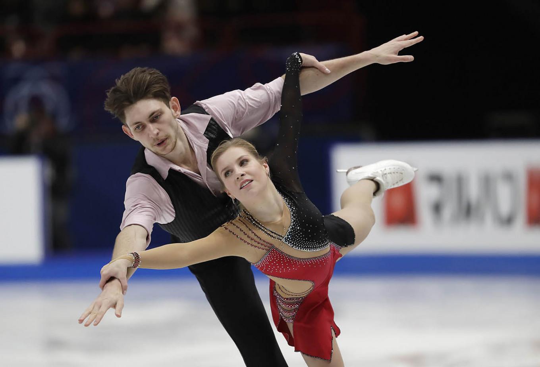 Yekaterina Alexandrovskaya Luca Bruno / AP / TASS