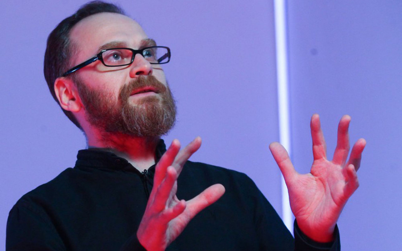 Director Yury Muravitsky. Sergei Vedyashkin / Moskva News Agency
