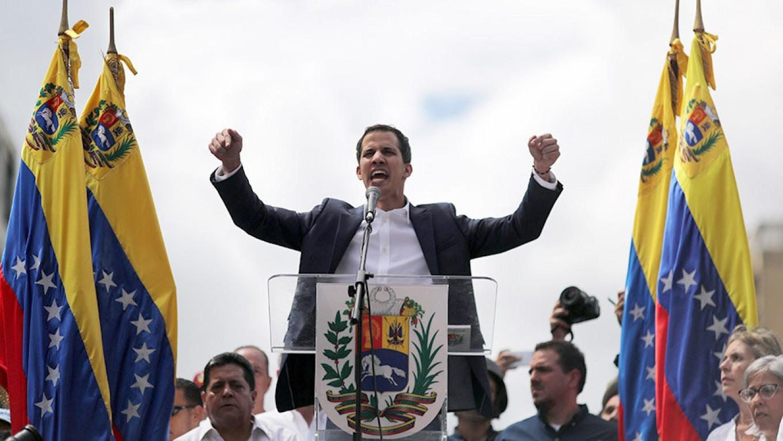 Juan Guaido  Miguel Gutierrez / EPA / TASS