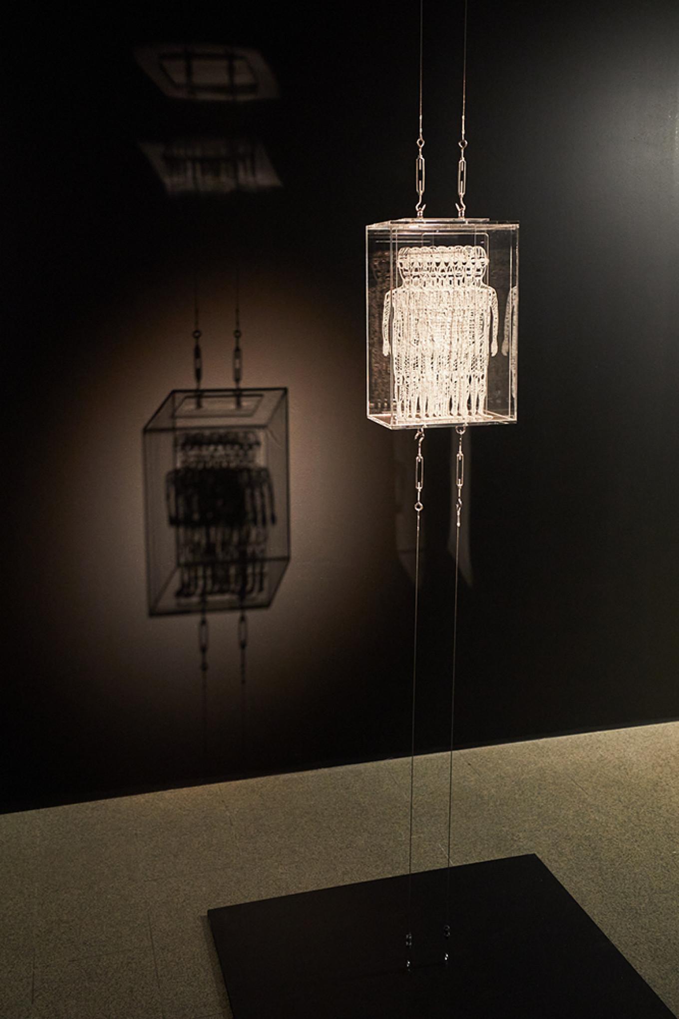 """Elevator"" by Dmitry Zheravov Courtesy of Manage Central Exhibition Hall"