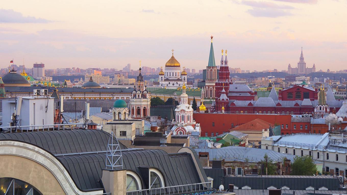 Moscow Scoops Top City Prize in World Travel Awards
