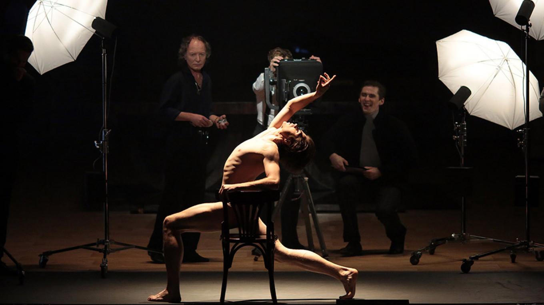 """Nureyev"" directed by Kirill Serebrennikov Damir Yusupov"