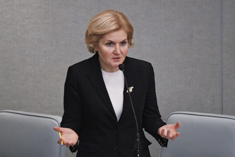 Olga Golodets RIA Novosti