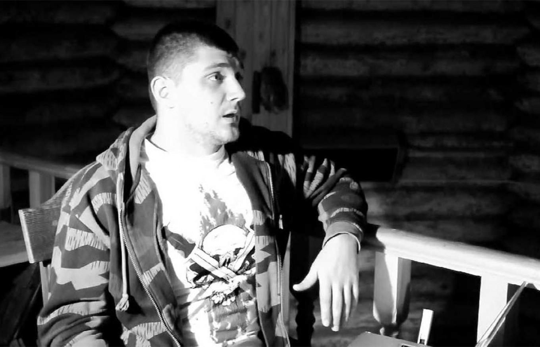 Denis Nikitin, founder of the Neo-Nazi martial arts brand White Rex / Youtube
