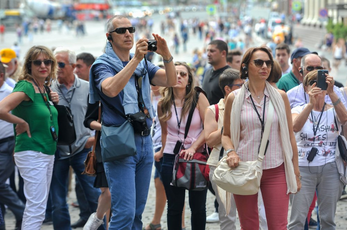 Locals across Europe may rejoice at fewer tourists crowding city streets, but for those who make a living from foreign travellers, the coronavirus could spell financial ruin. Andrei Lyubimov / Moskva News Agency