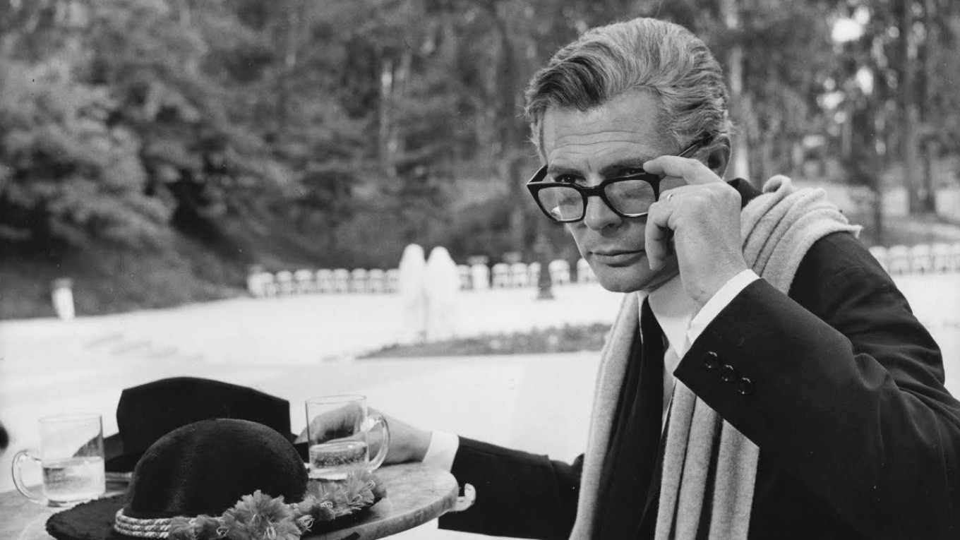 Fellini's 1963 comedy drama '8½' is about the struggles of a film director to overcome creative stagnation. YOUTUBE