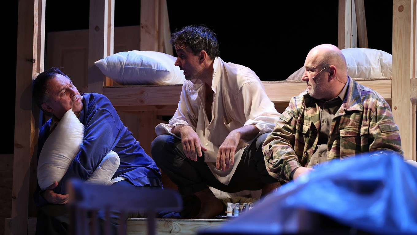 """""""Uncle Vanya"""" provided by Voronezh Chamber Theater"""