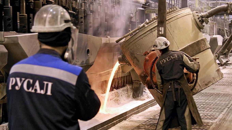 Russia's Rusal to Build Aluminum Plant in U.S.