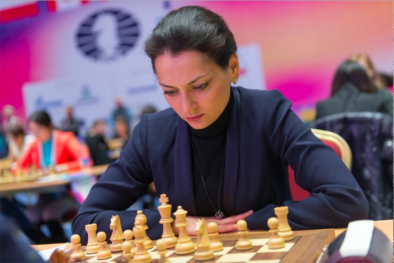 Alexandra Kosteniuk, 2015 Artur Lebedev / TASS