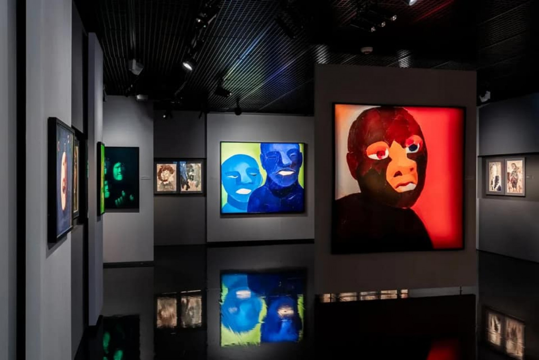 "Natalya Turnova's ""Passions"" AZ Museum"