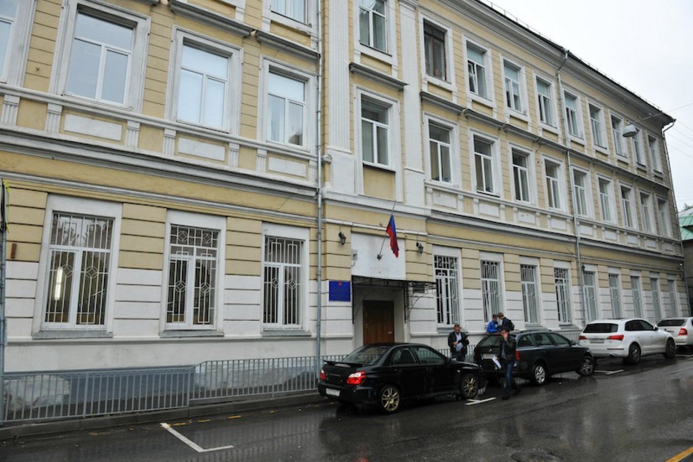 """Moscow School No.57 — one of the country's most elite institutions, famous for its high-quality education. It is often referred to as """"Russian Eton."""" Vasily Kuzmichyonov / TASS"""
