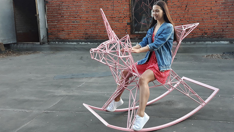 A rocking horse for grown-ups / Dmitry Vasin / MT