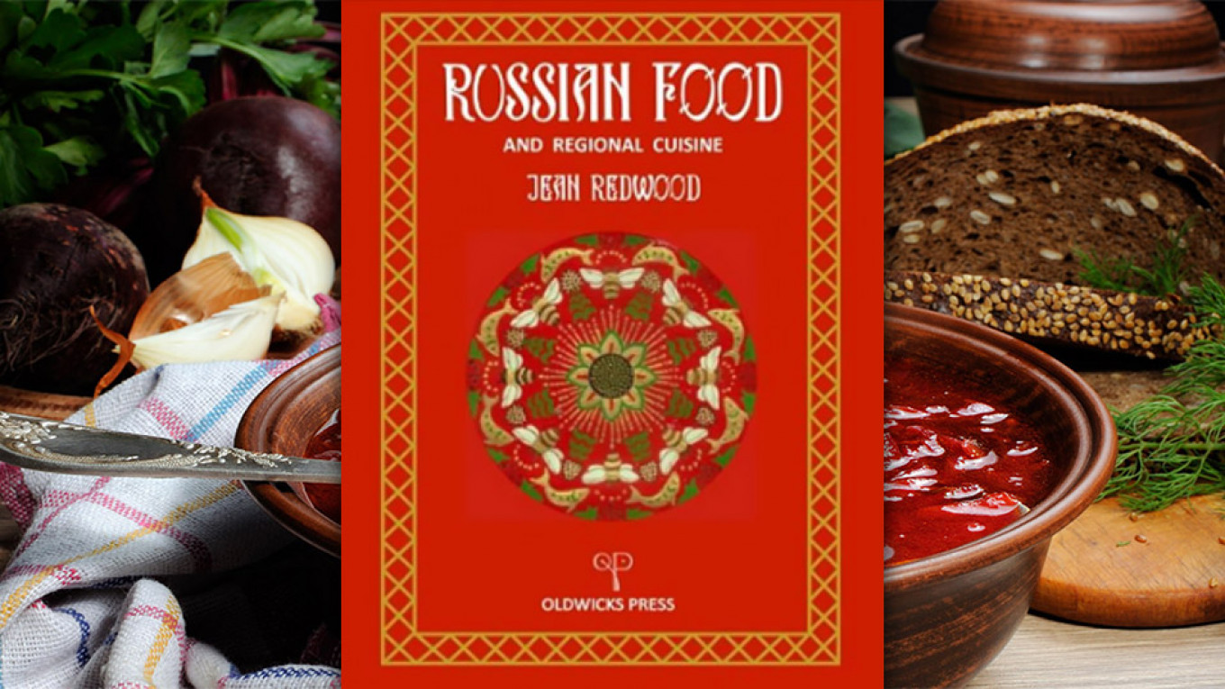 Russian cookbook collection