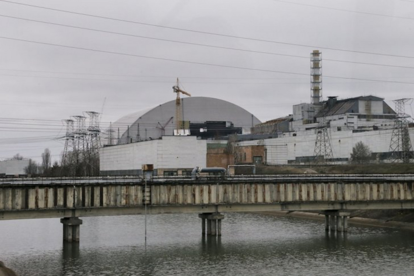 Remembering the Chernobyl Nuclear Disaster, 33 Years Later