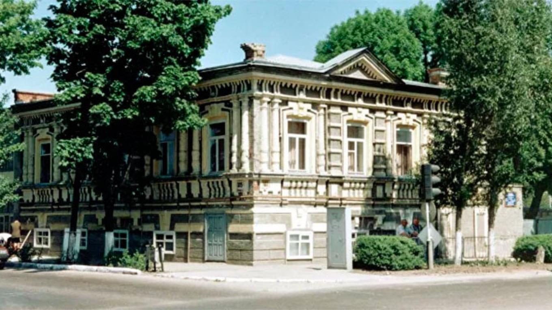 Yeisk orphanage building. tvzvezda.ru