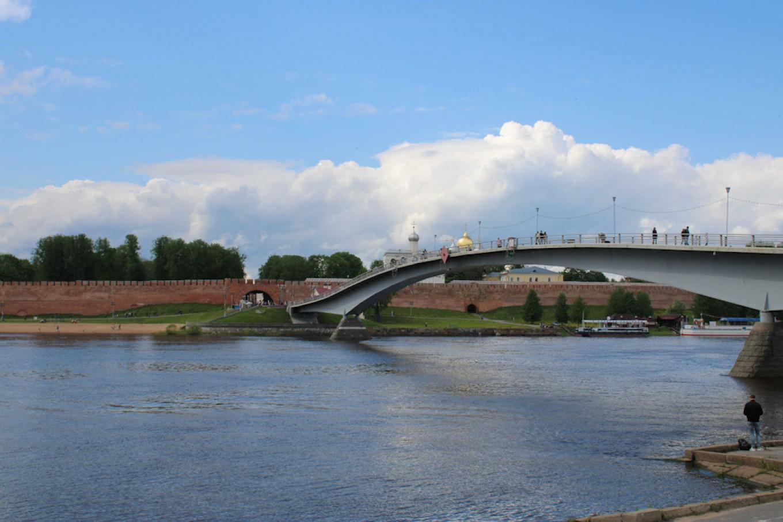 Russia's ancient city of Veliky Novgorod. Uliana Pavlova / MT