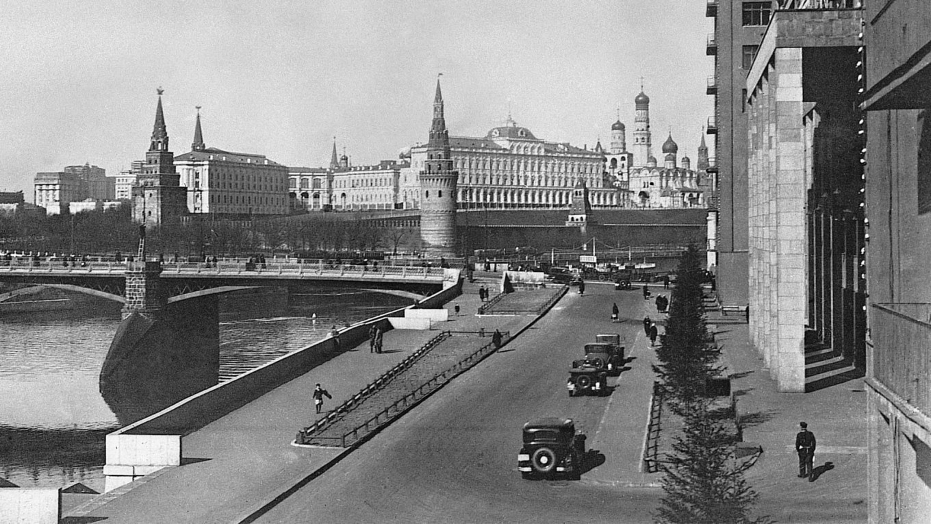 Photo Exhibition Showcases Scenes From Soviet Moscow - The Moscow Times