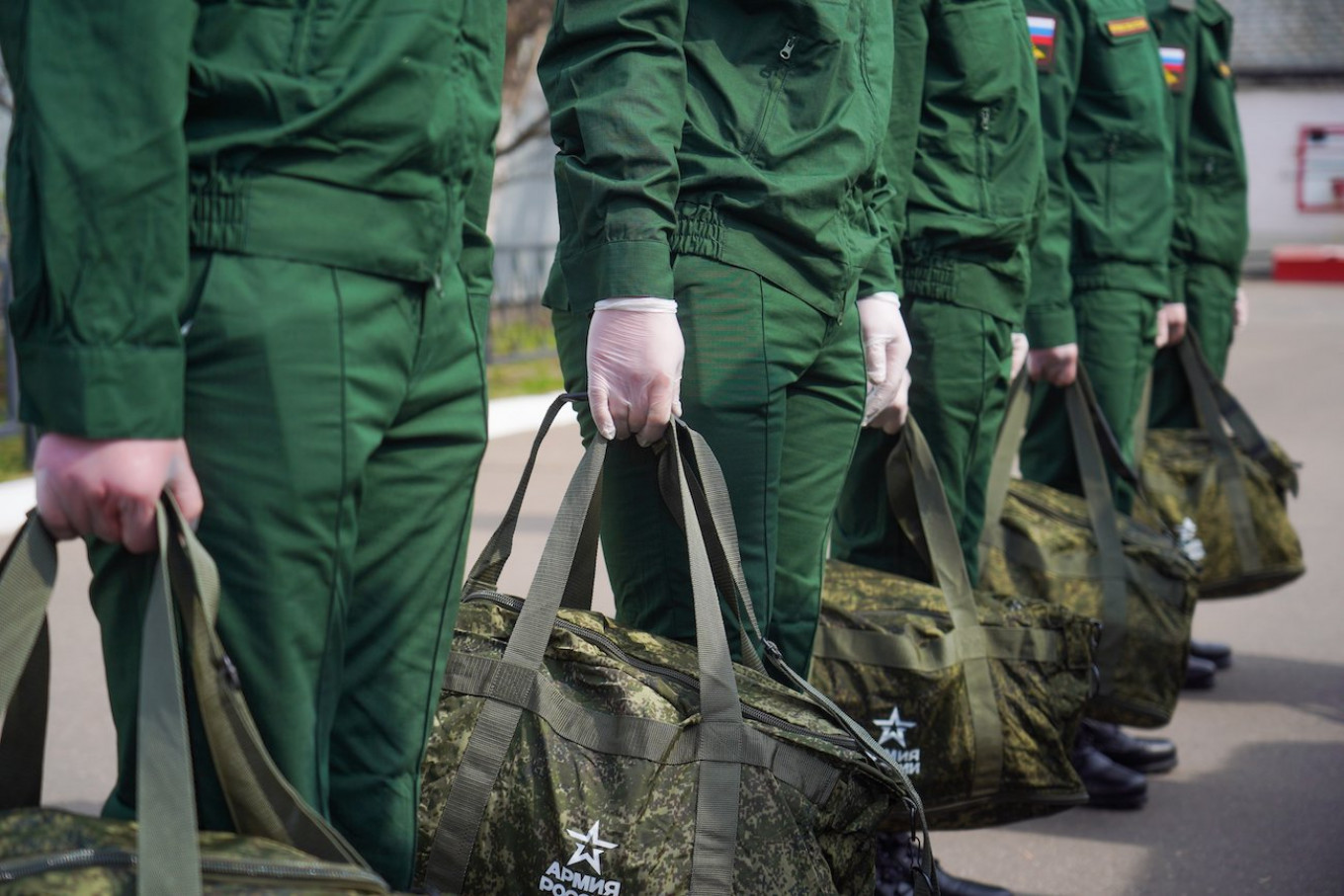In Russia, Conscription Is a Weapon for Silencing Dissent