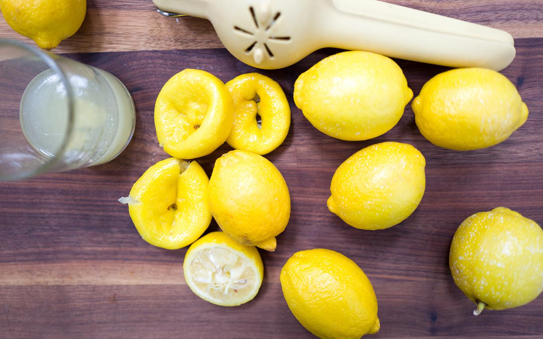 Lots of fresh lemons. Jennifer Eremeeva / MT
