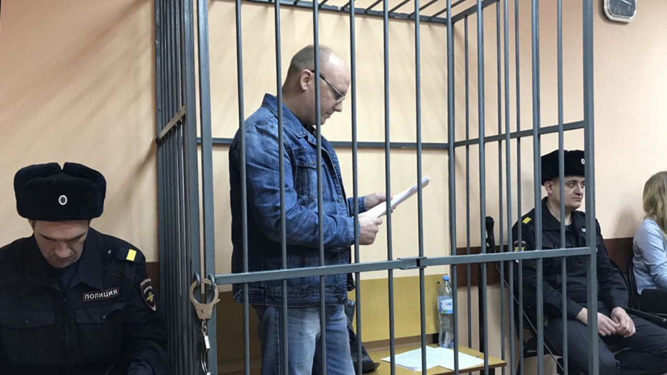 Russian Jehovah's Witness Hit With 6-Year 'Extremism' Sentence