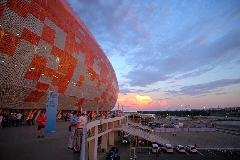 Mordovia Arena Vladimir Varfolomeev / Flickr (CC BY-NC 2.0)