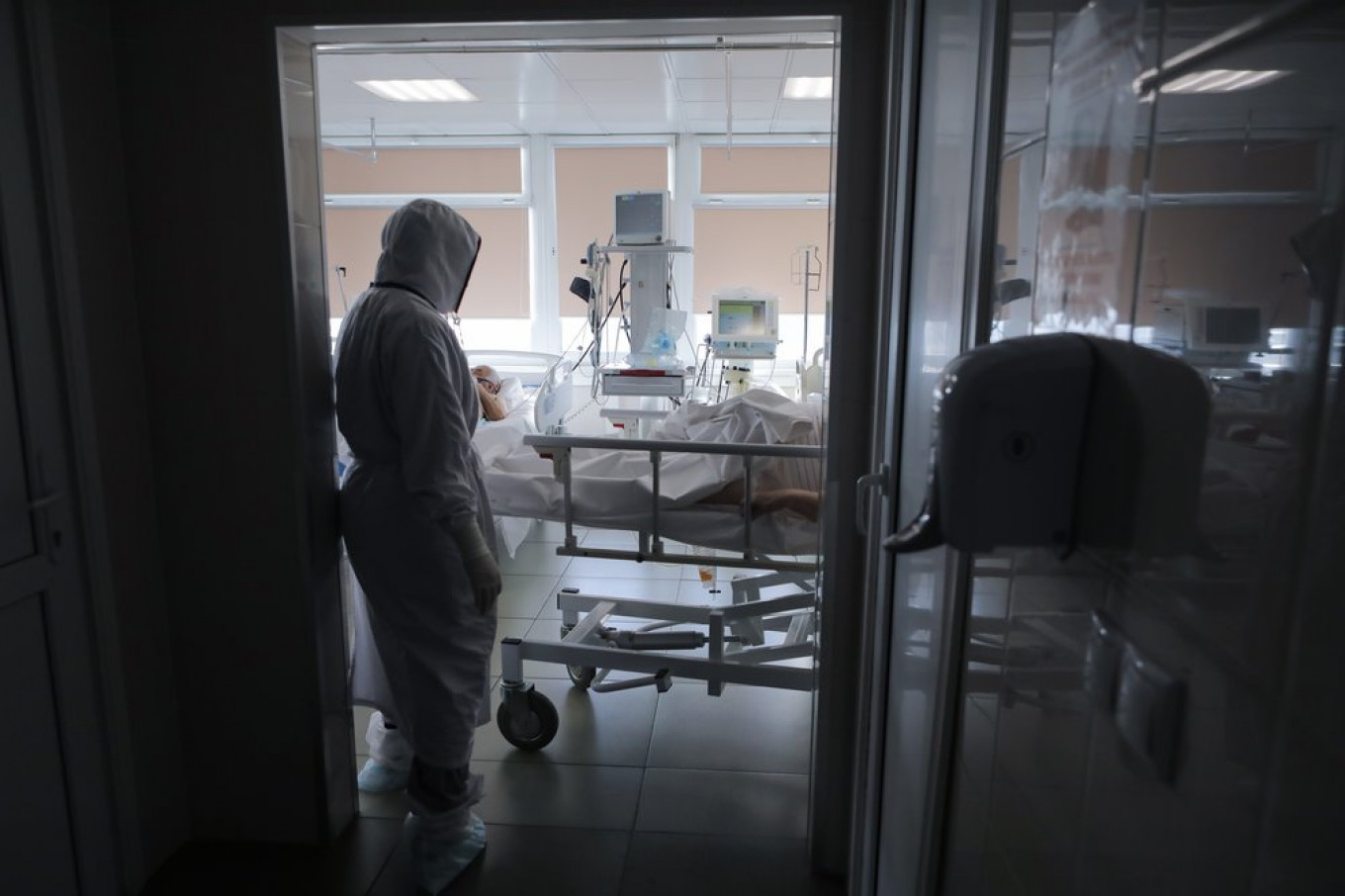 Russia's Coronavirus Deaths Surpass 500 in New One-Day Record