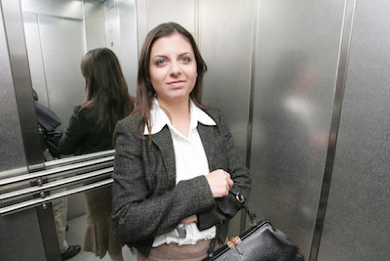 Margarita Simonyan TASS