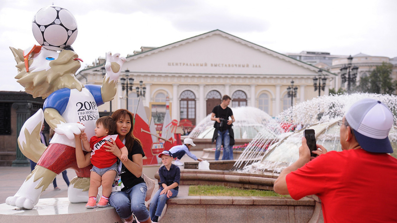 Aleksandr Avilov / Moskva News Agency