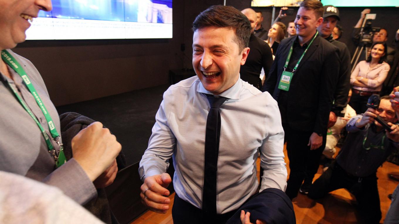 Vladimir Zelensky EPA / TASS