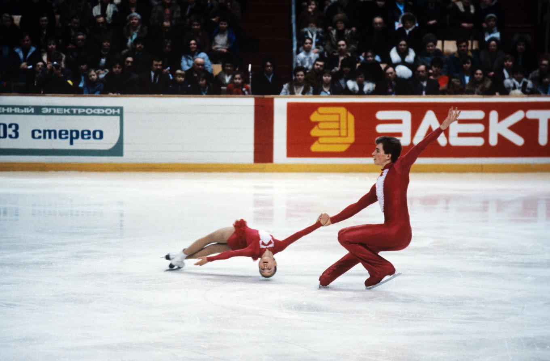Gordeeva and Grinko, 1986 Nikolai Naumenkov / TASS