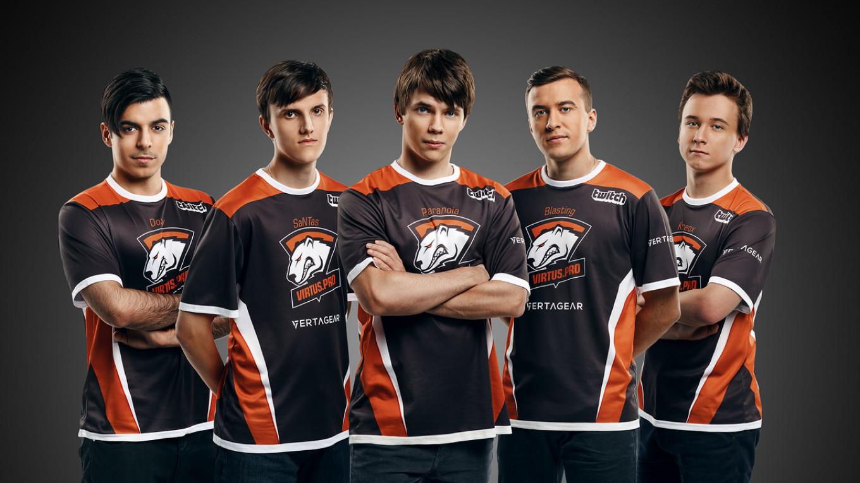 Virtus.Pro is one of Russia's top eSport brands. Virtus.Pro