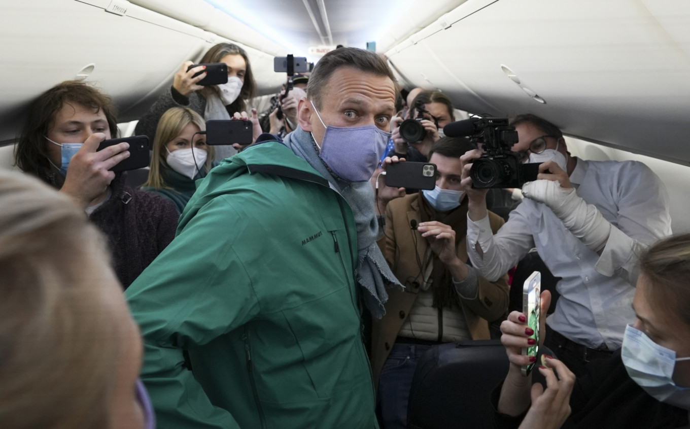 G7 Foreign Ministers Condemn Navalny Arrest