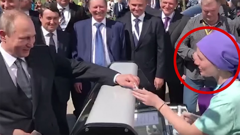 Screenshot Youtube / Komsomolskaya Pravda
