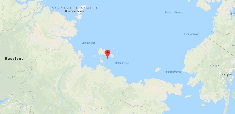 The Akademik Lomonosov entered the East Siberian Sea on September 5. The Barents Observer